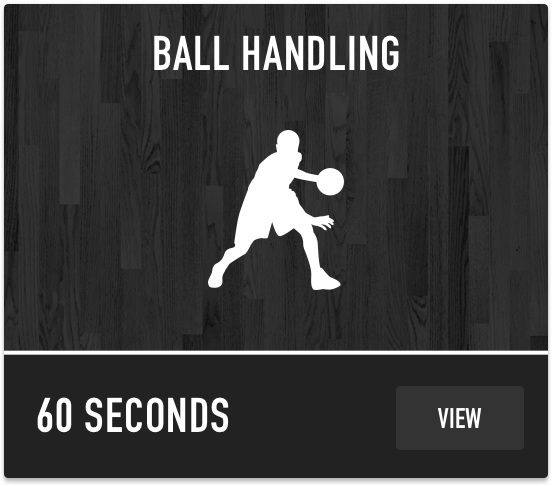 Ball Handling on Dr. Dish Basketball Shooting Machines