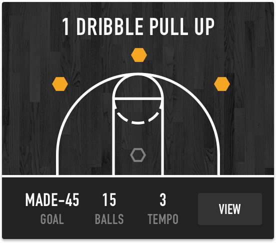 Shooting Drills on Dr. Dish Basketball Shooting Machines